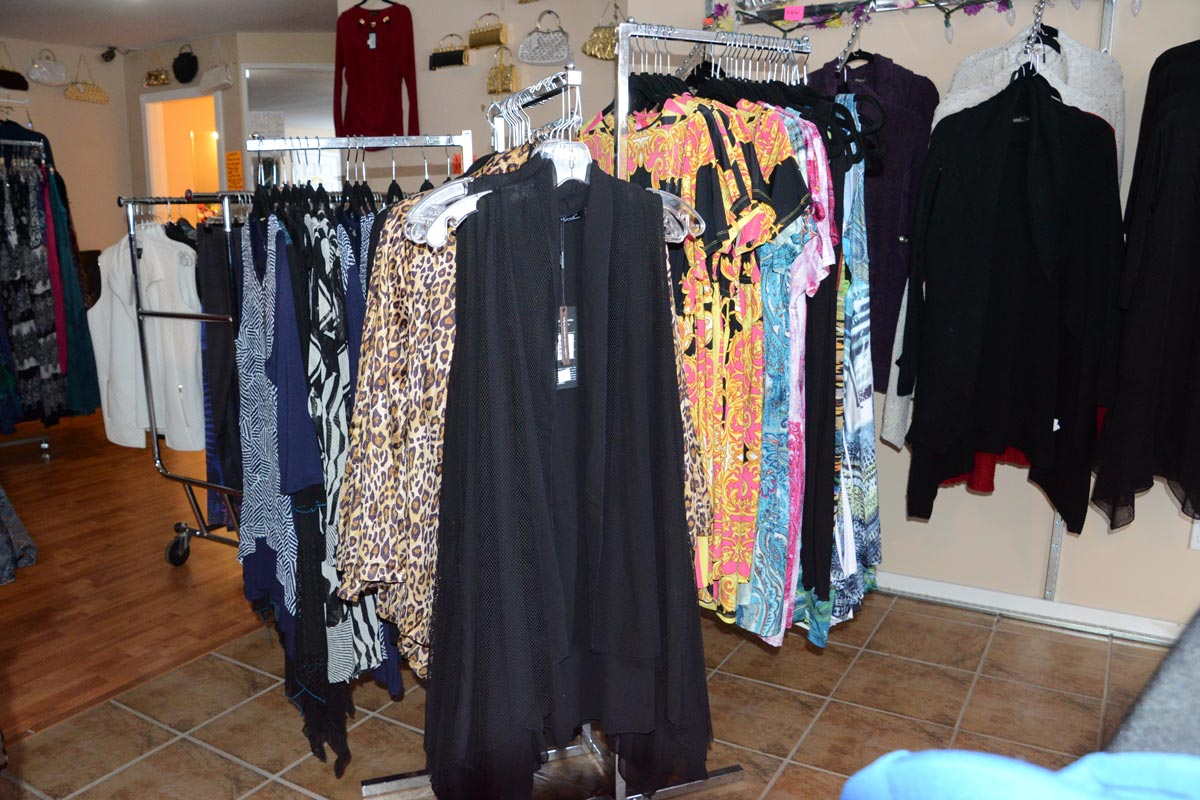 womans clothing store westside vernon bc