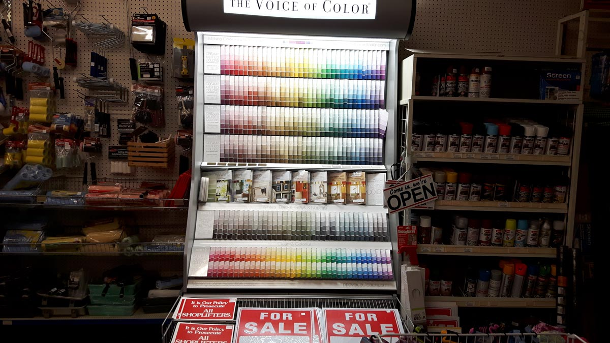 little kingdom hardware paint store westside vernon bc